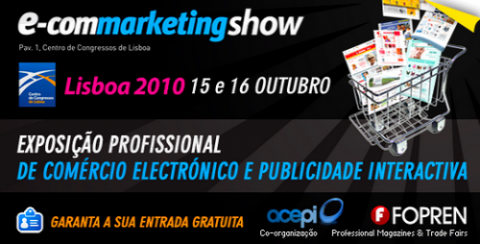 e-Commarketing Show apoia empresas inovadoras